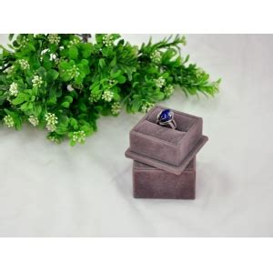 cute velvet wedding ring holder box jewelry box ring