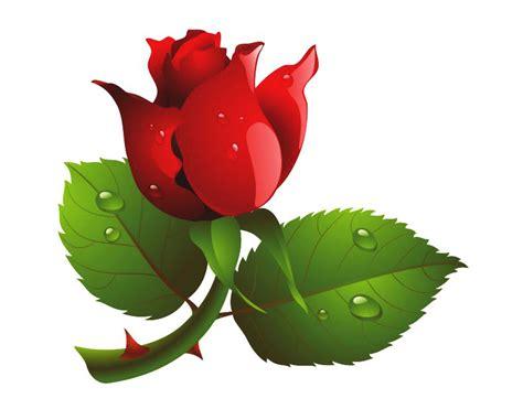 Gambar Bunga Mawar Kartun Toko FD Flashdisk Flashdrive