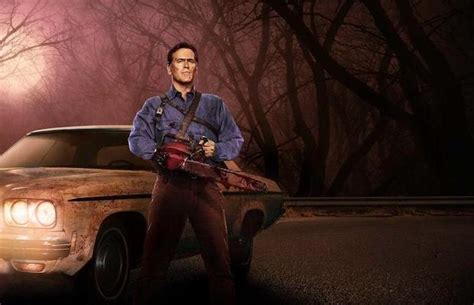 wanted     evil dead chainsaw heres