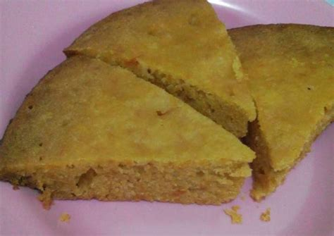 Lihat juga resep #047 bolu labu kuning (panggang) enak lainnya. Resep Bolu labu kuning #panggang teflon oleh risky hayu - Cookpad