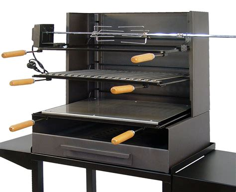 Kitchenaid 36 Grill Rotisserie Kit by Barbecue Metal With Rotisserie Kit The Bbq Store Spain