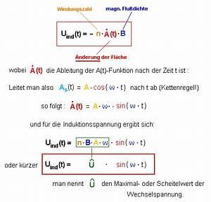 Drehfrequenz Berechnen : induktion durch drehen einer spule landesbildungsserver ~ Themetempest.com Abrechnung