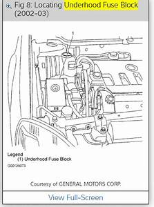 Fuel Pump Relay   Where Do I Locate The Fuel Relay Pump On