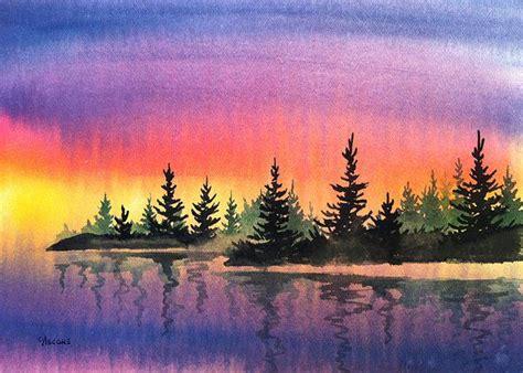 Best 25 Waterfall Paintings Ideas On Pinterest Waterfall Drawing