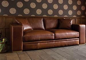 Recouvrir Un Canapé En Cuir : comment nettoyer un canap en cuir conseils et photos ~ Premium-room.com Idées de Décoration
