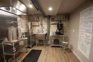 In A Suburban Ottawa Basement  A State-of-the-art Brew Room