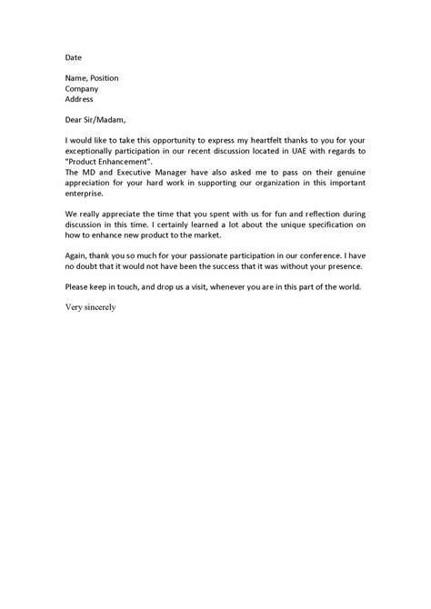 appreciation letter templates appreciation letter sample template homejobplacements org