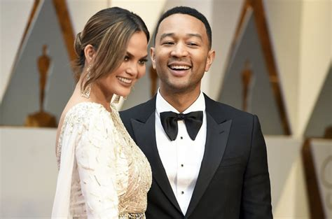 John Legend & Chrissy Teigen Celebrate Daughter Luna's
