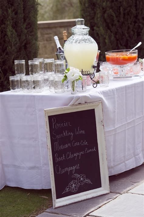 shabby chic wedding reception food ideas shabby chic wedding ideas wedding pinterest