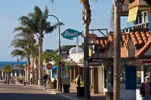 Downtown Pismo Beach California