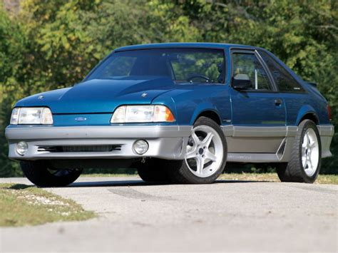 1993 ford mustang gt for 1993 ford mustang gt turbocharged fox rod 5 0 mustang