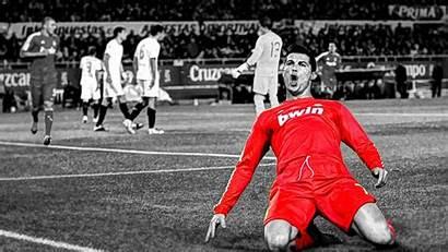 Ronaldo Cristiano Celebration Goal Wallpapers 4k Celebrating