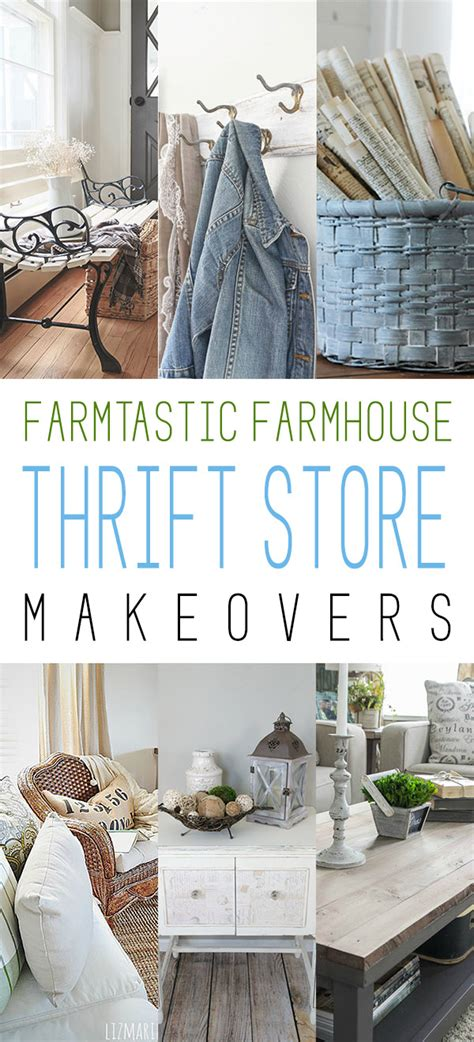 The russell home for atypical children in orlando has been in continuous operation for over 60 years without any government support. Farmtastic Farmhouse Thrift Store Makeovers - The Cottage ...