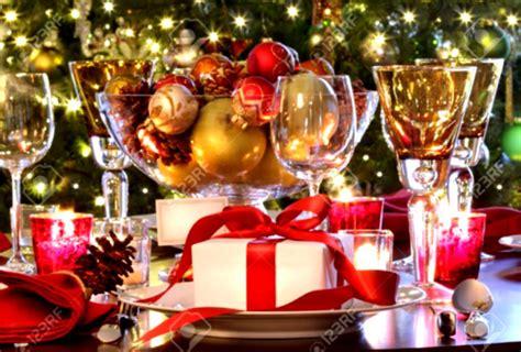 elegant christmas table settings ideas wonderful christmas buffet table decorations ideas