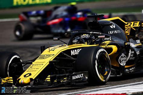 Nico Hulkenberg Renault Shanghai International Circuit