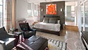 Studio Apartment Design Ideas - Cool and Stylish - YouTube