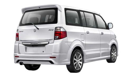 Suzuki Apv Luxury Picture by Suzuki Apv Luxury 17 Mt Airbag Jual Mobil Baru