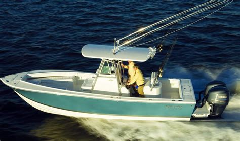 Trailerable Saltwater Fishing Boats by Ten Trailerable Fishing Boats That Can Run With The Big Boys