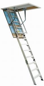 Escalier Escamotable Grenier : echelles escamotables de grenier internachi ~ Melissatoandfro.com Idées de Décoration