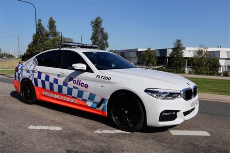 BMW 530d is the new NSW Police Highway Patrol car ...