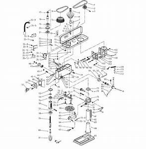 Craftsman 12434984 Drill Press Parts
