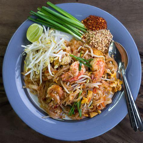cuisine thailandaise poulet pad