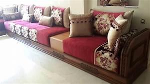 Acheter Salon Marocain : deco salon marocain 2017 et comment acheter un salon marocain sur photo ~ Melissatoandfro.com Idées de Décoration