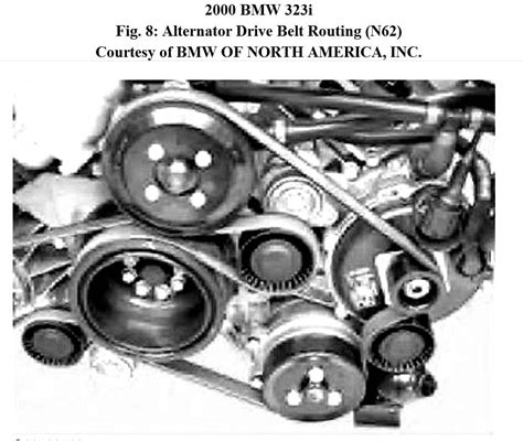 Need Drive Belt Diagram Please Water Pump Collapsed