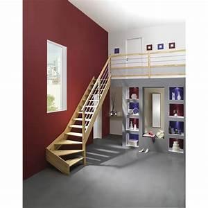 Escalier 3 4 Tournant : escalier quart tournant bas droit urban tube structure ~ Dailycaller-alerts.com Idées de Décoration