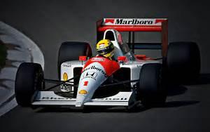 ... Photos - Formula One Ayrton Senna Mclaren Senna Wallpaper Background Senna