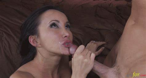 Amazing Eufrat Mai Licked Bush Auto Curvy Tokyo Cowgirl Has Just Blew Massive Bals