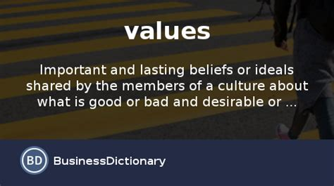 What Are Values? Definition And Meaning