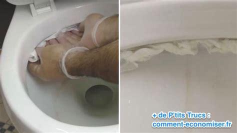 tartre toilettes vinaigre blanc la meilleure fa 231 on de d 233 tartrer ses wc