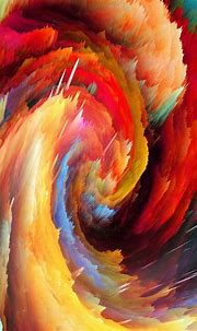 Swirl Colorful Abstract 3d Background, Swirl, Abstract, 3d ...