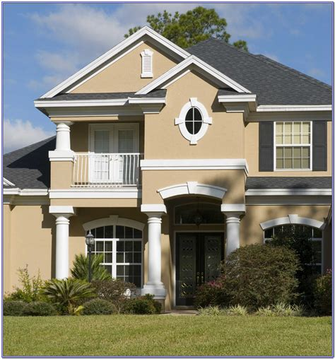 exterior house paint colors photo gallery pictures