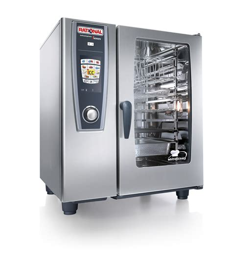 cuisine rational rational launches combi steamer rational