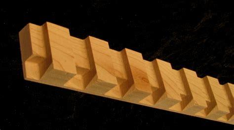 detail moulding dentil carved wood