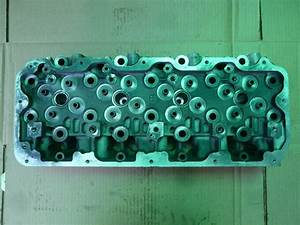 Gm Cylinder Head 6 6 Liter 2001