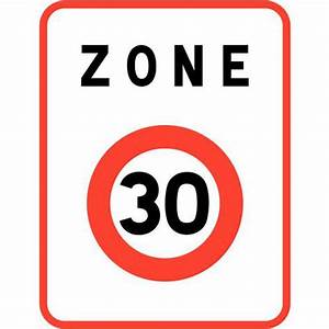 Panneau De Signalisation Personnalisé : panneau de signalisation d 39 entr e de zone b30 entr e d ~ Dailycaller-alerts.com Idées de Décoration