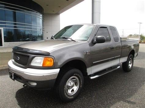 purchase   ford   heritage xlt   loaded
