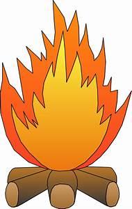 Realistic Fire Flames Clipart | Clipart Panda - Free ...
