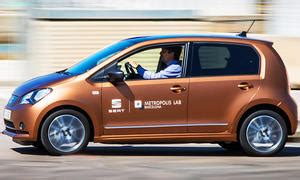 Seat Metropolis Lab by Carsharing Autozeitung De