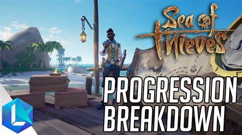 become a pirate legend progression breakdown sea of thieves news