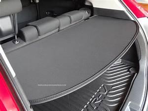 2016-2018 Honda Hr-v Cargo Cover