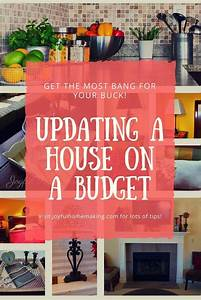 Updating, A, House, On, A, Tight, Budget