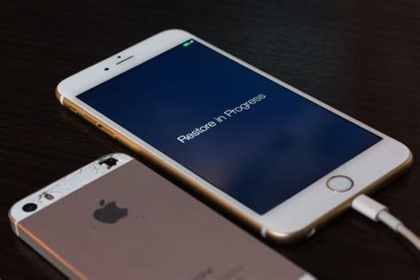 restore iphone 6 apple says sorry for iphone error 53 and issues ios 9 2 1