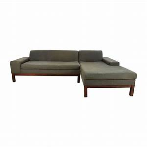 Elegant green sectional sofa with chaise sectional sofas for Green sectional sofa with chaise
