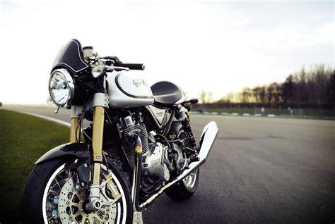 The All New Norton Commando 961 Cafe Racer