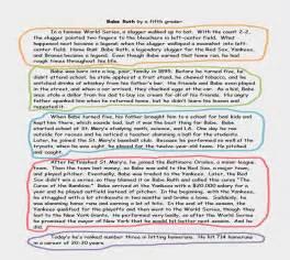 Narrative Essay Example High School