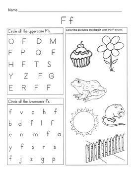 letter f phonics worksheets 5 letter f worksheets alphabet phonics worksheets